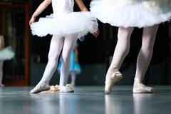 Het leren te dansen 7 stock foto's