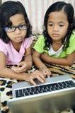 Het leren van de technologie Stock Foto's