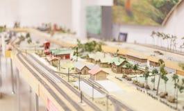 Het Letse Museum van de Spoorweggeschiedenis stock afbeeldingen