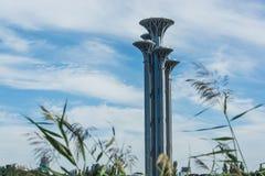 Het letten op toren Royalty-vrije Stock Fotografie