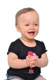 Het leuke Glimlachen Royalty-vrije Stock Fotografie