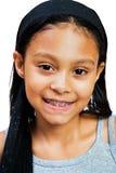 Het leuke Glimlachen van het Meisje Royalty-vrije Stock Foto