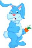 Het leuke konijnbeeldverhaal beduimelt omhoog Royalty-vrije Stock Fotografie