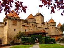 Het leven in de middeleeuwse tijd Royalty-vrije Stock Fotografie