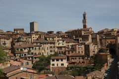 Het leven in de oude stad, Florence, Italië royalty-vrije stock fotografie
