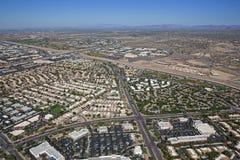 Het leven in het Noorden Scottsdale Stock Foto
