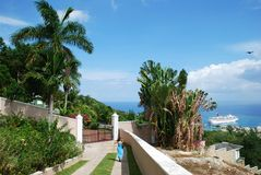 Het leven in Jamaïca Royalty-vrije Stock Foto's