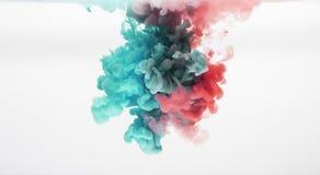 Het leven in kleuren waterige fotografie Royalty-vrije Stock Afbeelding