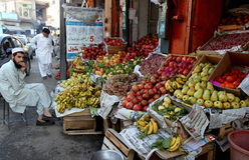 Het leven in Mepvallei, Pakistan Royalty-vrije Stock Fotografie