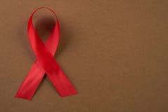Het leven met HIV AIDS Stock Afbeeldingen