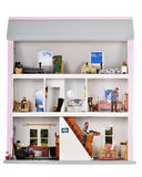 Het leven op een Algemene Vergadering van Doll Stock Foto