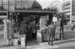 HET LEVEN IN PARIJS Stock Afbeelding