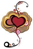 Het leven van het hart Stock Afbeeldingen