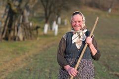 Het leven van het platteland Stock Afbeelding
