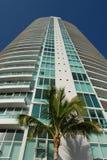 Het Leven van het Strand van Miami Stock Foto's
