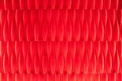Het levendige vermilion abstracte ontwerp van het fluweelbehang Royalty-vrije Stock Afbeeldingen