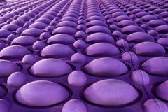 Het levendige violette abstracte ontwerp van het fluweelbehang Royalty-vrije Stock Fotografie