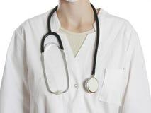 Het lichaam van de arts Stock Foto