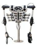 Het lichaam van de robot Stock Afbeelding