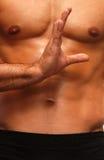 Het lichaam van Nice Stock Afbeelding