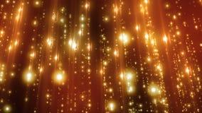 Het licht schittert 3 stock video