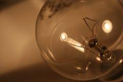 Het licht van Blub Royalty-vrije Stock Foto's
