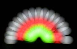 Het licht van Bokeh vector illustratie