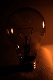 Het licht van de bol Stock Afbeelding