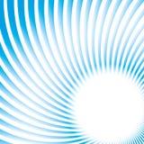 Het licht van de cirkel Stock Fotografie