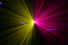 Het licht van de club Royalty-vrije Stock Afbeelding