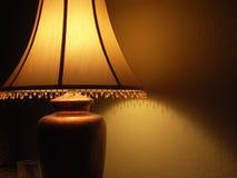 Het Licht van de lamp Royalty-vrije Stock Foto's