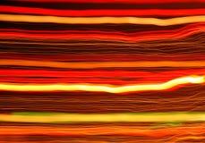Het licht van de laser Royalty-vrije Stock Foto's