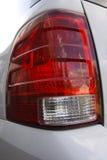 Het Licht van de Staart SUV Royalty-vrije Stock Afbeelding