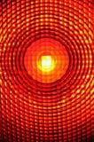 Het licht van de waarschuwing Stock Afbeeldingen
