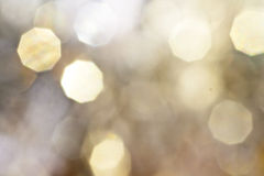 Het licht van Defocused Royalty-vrije Stock Foto
