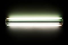 Het Licht van Flourescent Stock Foto's