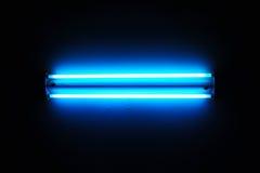 Het Licht van Flourescent royalty-vrije stock foto