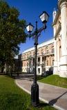 Het licht van het park Royalty-vrije Stock Afbeeldingen