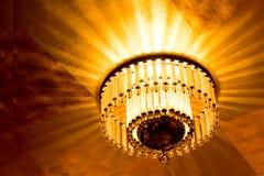 Het Licht van het plafond Royalty-vrije Stock Afbeelding