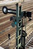 Het licht van het signaal Stock Fotografie