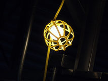 Het licht van het werk Stock Foto's