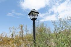 Het Licht van het woestijnmuseum Royalty-vrije Stock Foto's
