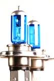 Het Licht van het xenon Royalty-vrije Stock Afbeelding