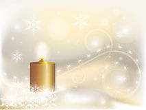 Het licht van Kerstmis Stock Fotografie