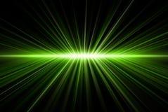 Het licht van stralen Stock Fotografie