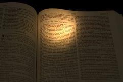Het licht van Wereld -3 Stock Foto's