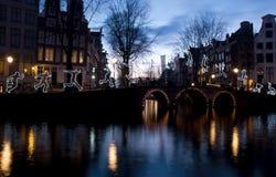 Het Lichte Festival 2016 van Amsterdam Royalty-vrije Stock Afbeeldingen