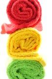 Het lichte signaal van de handdoek Stock Foto