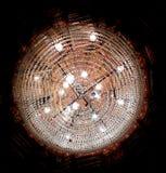 Het lichte werk in Durga-puja pandle Stock Fotografie