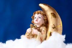 Het lied van de engel Stock Afbeelding